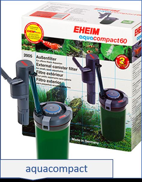 Filtermatten für EHEIM aquacompact