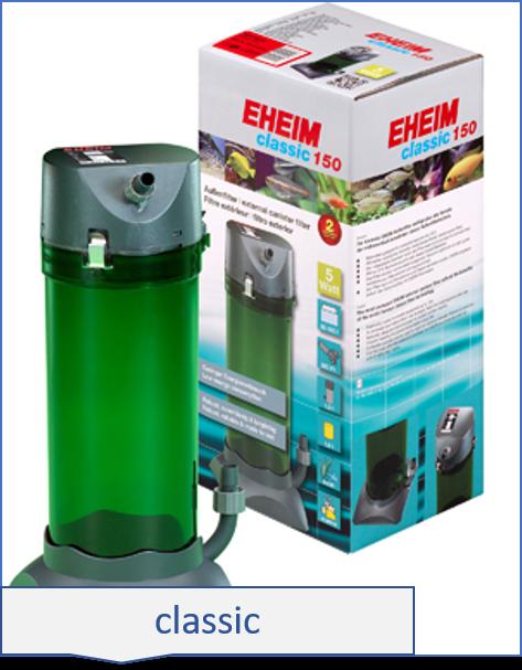 Filtermatten für EHEIM classic