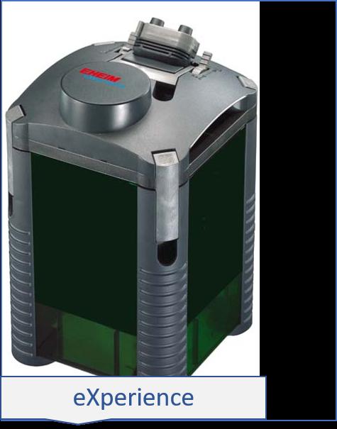 Filtermatten für EHEIM eXperience bzw. professionel 1