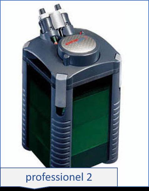 Filtermatten für EHEIM professionel 2