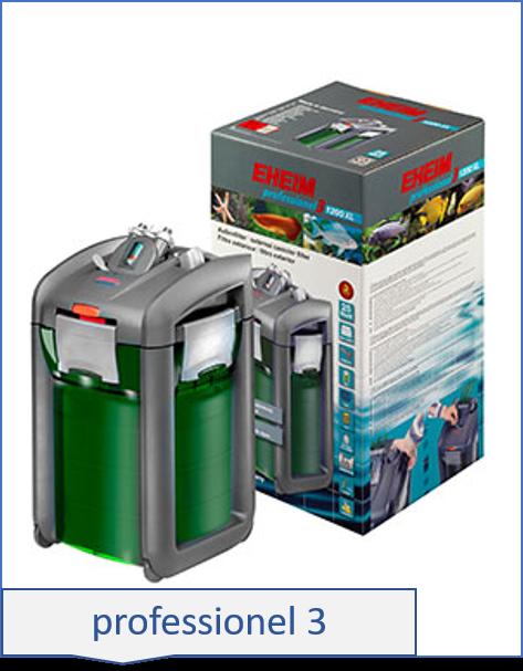 Filtermatten für EHEIM professionel 3