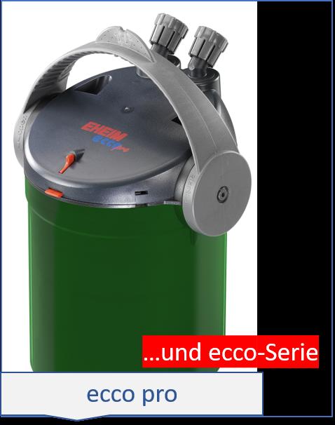 Filtermatten für EHEIM ecco und ecco pro