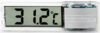 Selbstklebendes LCD-Thermometer
