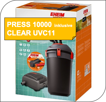 PRESS10000 inkl. CLEARUVC11