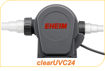 spare parts and accessories for clearUVC24