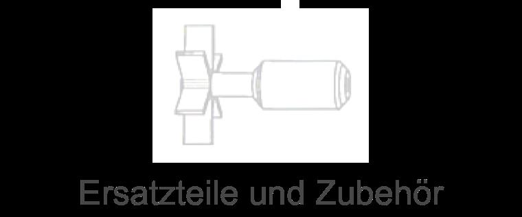 Ersatzteile + Zubehör - Bodendurchfluter (Durchströmprinzip)