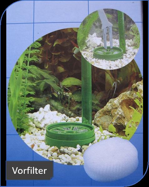 Vorfilter - Ersatzteile und Zubehör