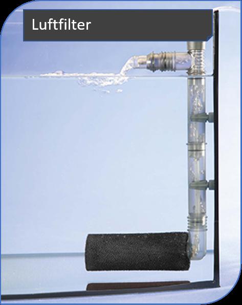 Filterpatronen - Luftfilter (air)