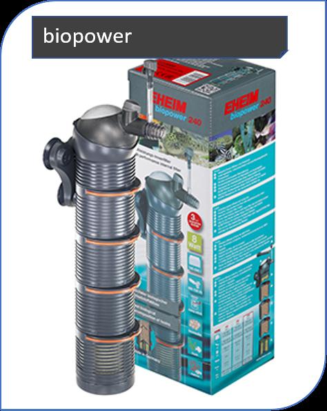 Filterpatronen - biopower 160, biopower 200 und biopower 240