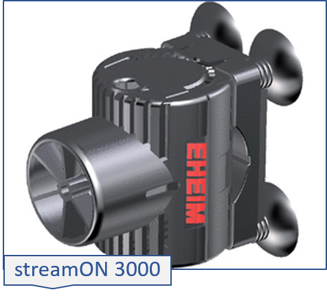 streamON 3000 - spare parts and accessories